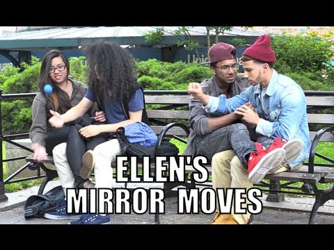 ELLEN'S MIRROR MOVES - TrueStoryASA (NYC)