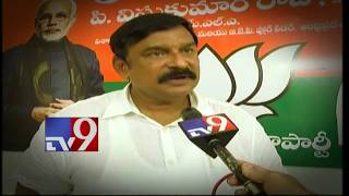 Face to face with BJP MLA Vishnu Kumar Raju – Mukha Mukhi