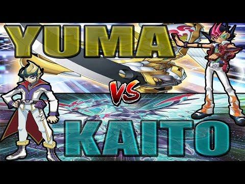 YUMA TSUKUMO VS KAITO TENJO   YUGIOH DIMENSIONAL CHAMPIONSHIP 2   YGOPRO   TH3B4TMaN