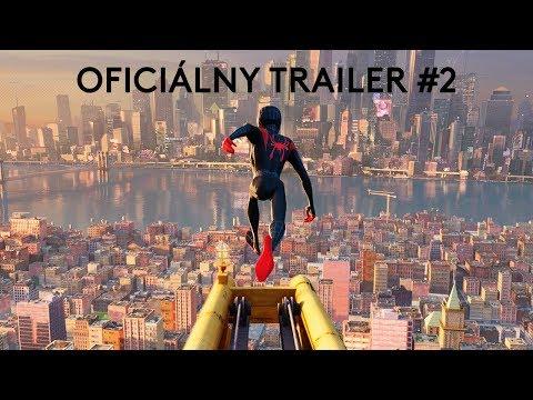 Spiderman: Paralelní světy - trailer na animák