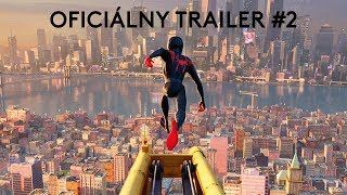 Spiderman: Paralelné svety - trailer na rozprávku