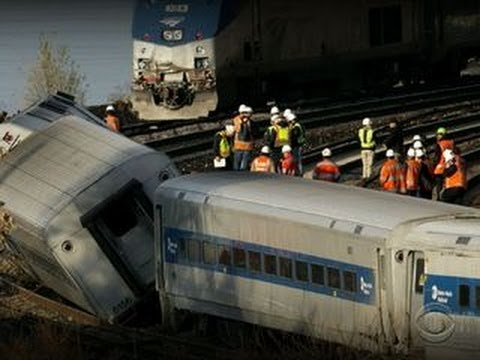 N.Y. commuter train was speeding before crash