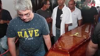Vestido de Jesus Cristo, José Pimentel é velado no Recife