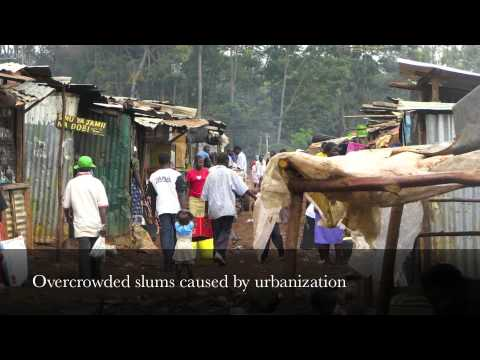 Poverty and Urbanization in Kenya and Guatemala
