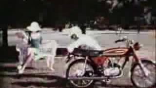 Kawasaki 100 TV Advertisement