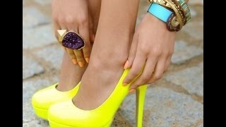 Moda en zapatos 2015