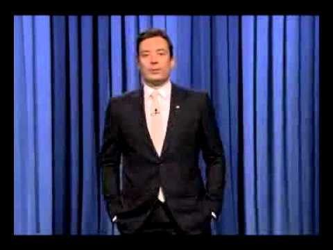 "Jimmy Fallon sees Hillary Clinton's point on media's ""double standard"" April 4, 2014"