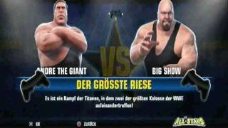WWE All Stars Fantasy Warfare Gameplay #005 Andre The