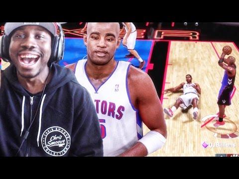 PACK N' PLAY vs AiiRxJONES VINCE CARTER ENDING CAREERS! NBA 2K16 MY TEAM