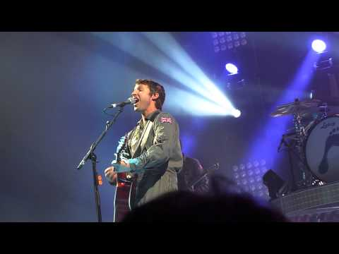 James Blunt - Part 1 - Live in Lingen 09-03-2014
