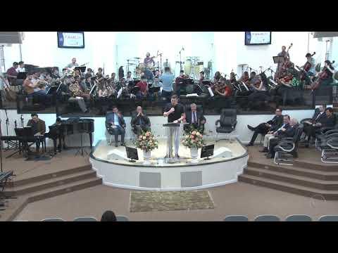 Orquestra Sinfônica Celebração - Harpa Cristã   Nº 239   Imploramos o Consolador - 09 12 2018