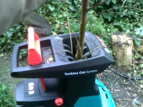 bosch axt 25 tc schredder hakselaar cutting a 4 5cm. Black Bedroom Furniture Sets. Home Design Ideas
