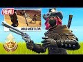 Wild West Game Mode! *Random Duos* (Fortnite Battle Royale)