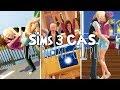 Sims 3: Create A Sim - Valentine's Day Couple (Madison & Jasper)