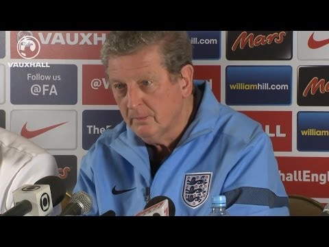 WALKER OUT, JOHNSON TO WIN 50TH CAP: Roy Hodgson on his England full backs