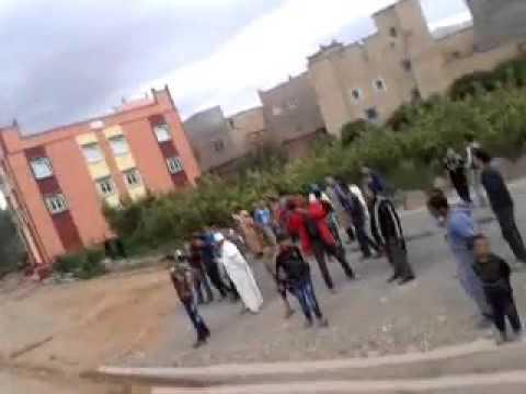 بالفيديو: مشاهد من حصيلة التساقطات بالجنوب الشرقي في اليومين الأخيرين