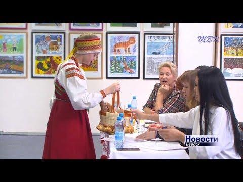 Юную мисс выбрали представители национальных культур в Бердске