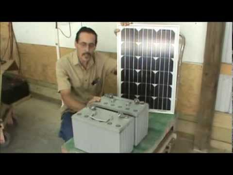 Solar panels for the beginner How to Part one Missouri Wind and Solar simple instructions
