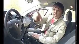 тест Fiat Bravo 1.4 турбо www.skorost-tv.ru