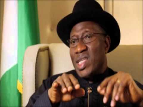 Arise Entertainment 360, Goodluck Jonathan