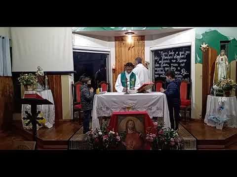 Santa Missa | 15.06.2021 | Terça-feira | Padre Francisco de Assis | ANSPAZ