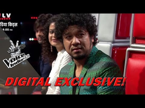 Coach Shaan & Papon's Name Game | The Voice India Kids - Season 2 | Ep 3