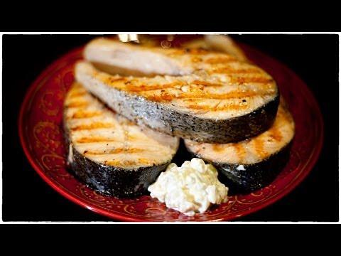 Salmon With Tartar Sauce Losos Z Sosem Tatarskim Christmas Menu