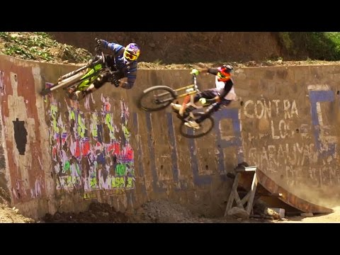 Urban Mountain Bike Madness in Peru