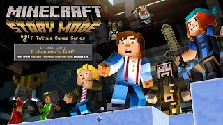 Minecraft: Story Mode - Episode 8: 'A Journey's End?' Trailer
