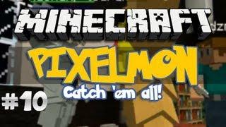 Minecraft: Pixelmon - Catch 'Em All | Episode 10 - Catching Boss Pokemon!