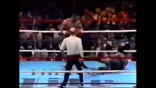 Mike Tyson Best KNOCKOUTS