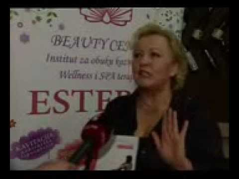 Beauty centar ESTEBEL Podgorica, Promocija u Nikiu