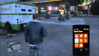 (TUTORIAL) How To: Open An Armored Truck In Grand Theft Auto 5
