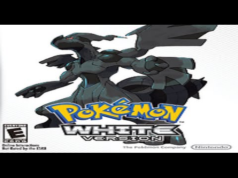 TAP (DS) Pokémon V - White Version 1/9