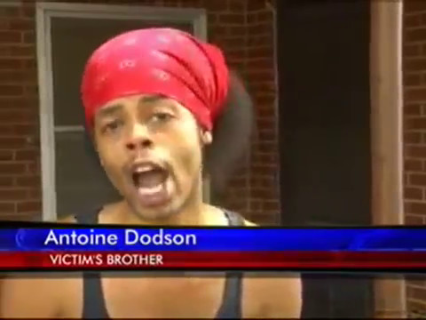 Antoine Dodson Warns A PERP On LIVE TV! Original