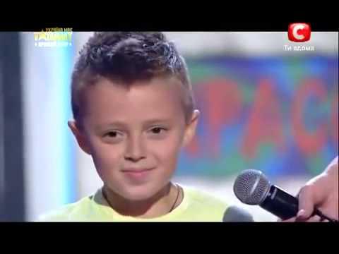 Cậu bé nhảy siêu đỉnh [ Tìm kiếm tài năng Ukraine 2014]