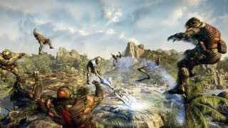 Crysis 3 The Lost Island Launch Trailer