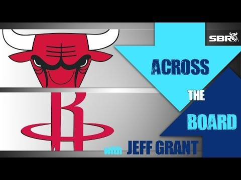 NBA Picks: Chicago Bulls vs Houston Rockets