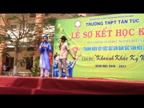 Thầy Tào Lao phiên bản THPT Tân Túc