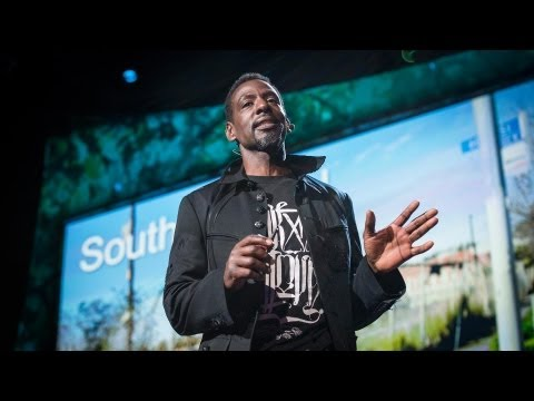 Ron Finley - A guerilla gardener in South Central LA