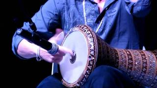 Duet Darbuka Daood - Luthfi in Çorum Turkey