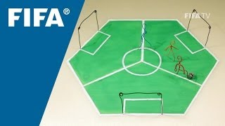 How 3-sided football works