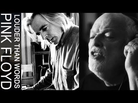 Pink Floyd - Louder Than Words - Official Music Video