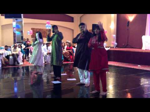 Pratik and Mona's Baby Shower Dance