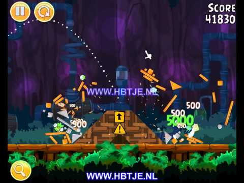 Angry Birds Short Fuse 25-2 3 stars