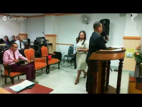 IPUC San Antonio de Prado Central - Escuela Dominical - En Vivo 04/Ene/2015