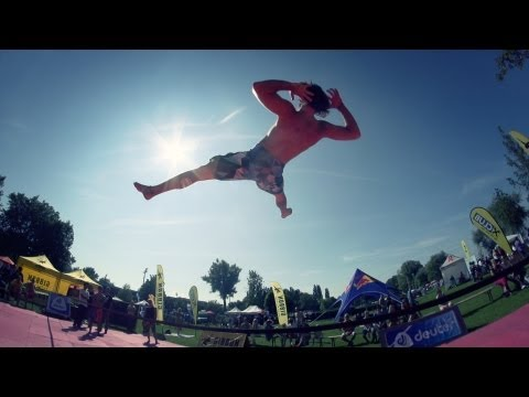 Gibbon Slackline World Cup by deuter @ Freakwave Festival 2013