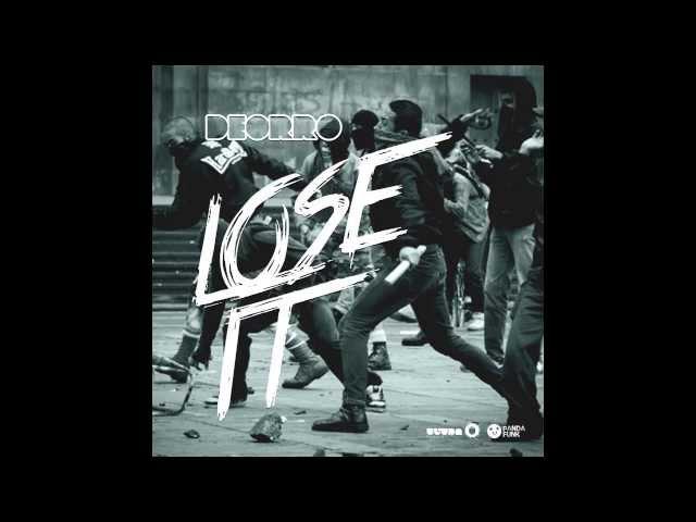 Deorro - Lose It [Cover Art]