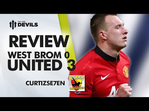 We Were In 2nd Gear! | West Brom 0-3 Manchester United | REVIEW