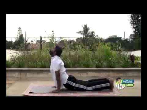 Yoga: Surya Namaskar Asana in 12 Steps! (Malayalam)
